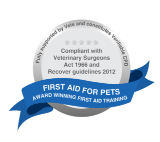 Award Winning First Aid for Pets