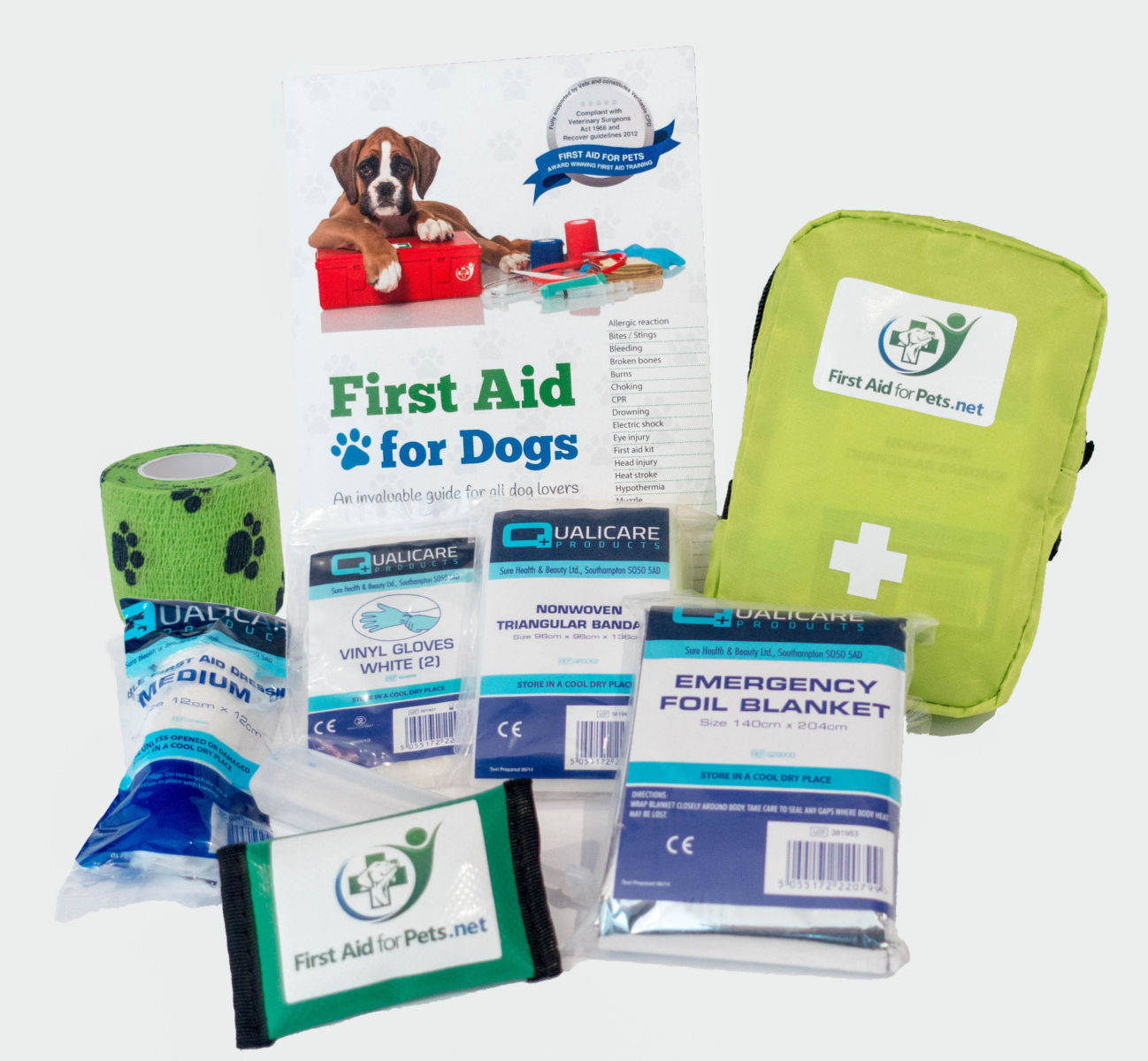 Why Have A Dog First Aid Kit And What