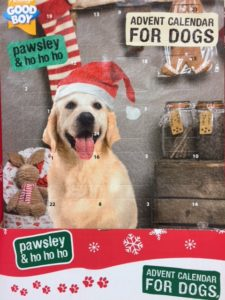 Dog Advent Calander